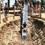 Slide play in Kids' Field